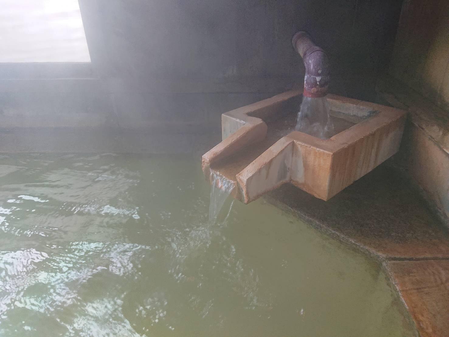 肘折カルデラ温泉福福の湯1