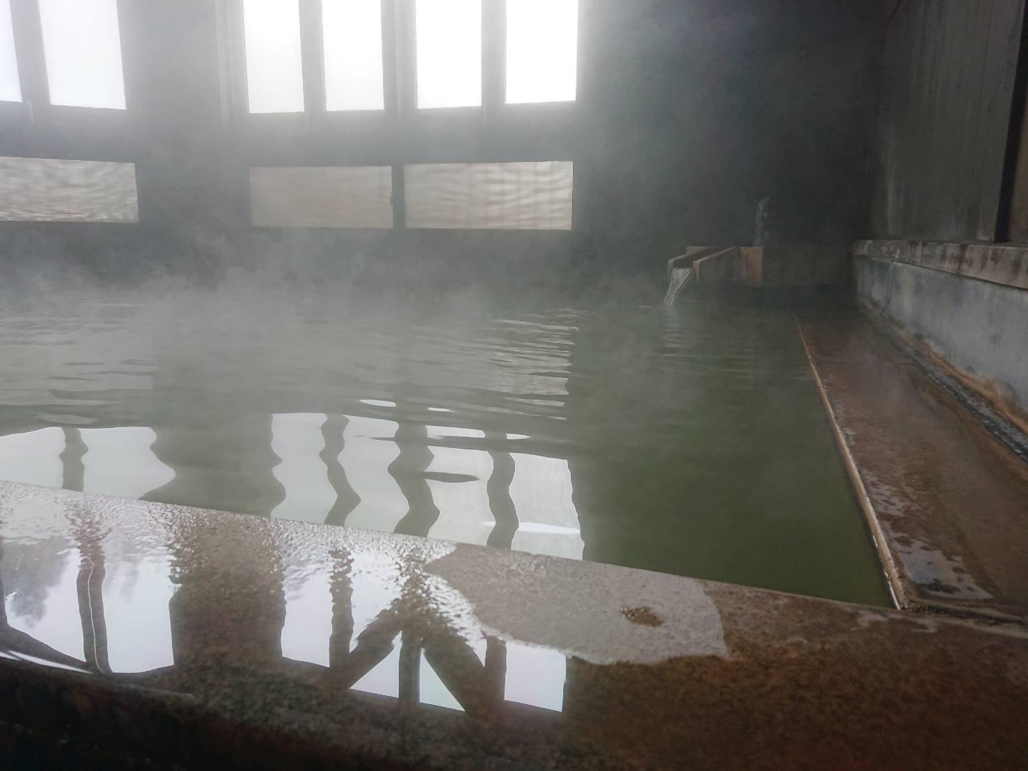 肘折カルデラ温泉福福の湯3