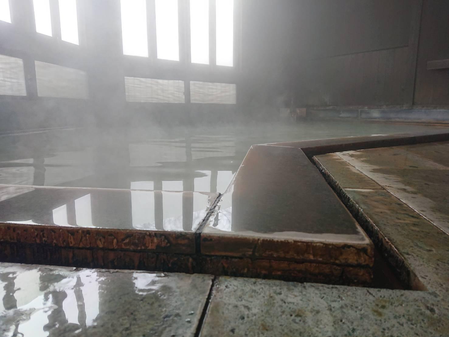 肘折カルデラ温泉福福の湯2