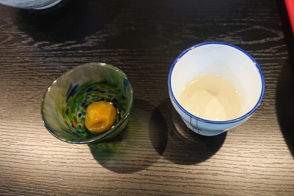 食彩遊膳 まる梅のふっくら梅