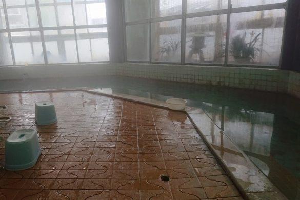 加登屋旅館の温泉1