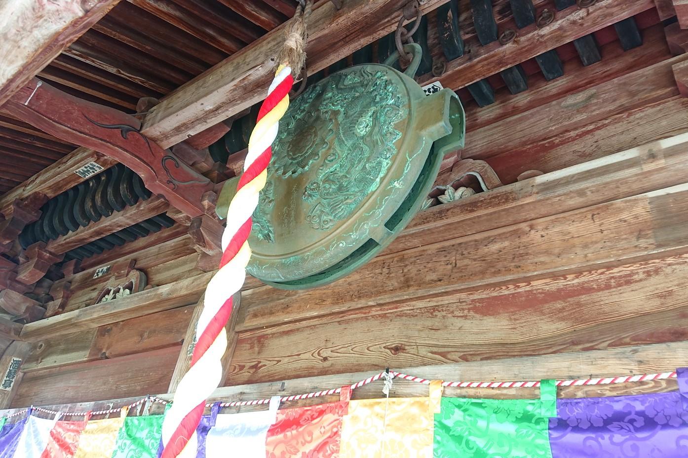 阿弥陀堂の鐘