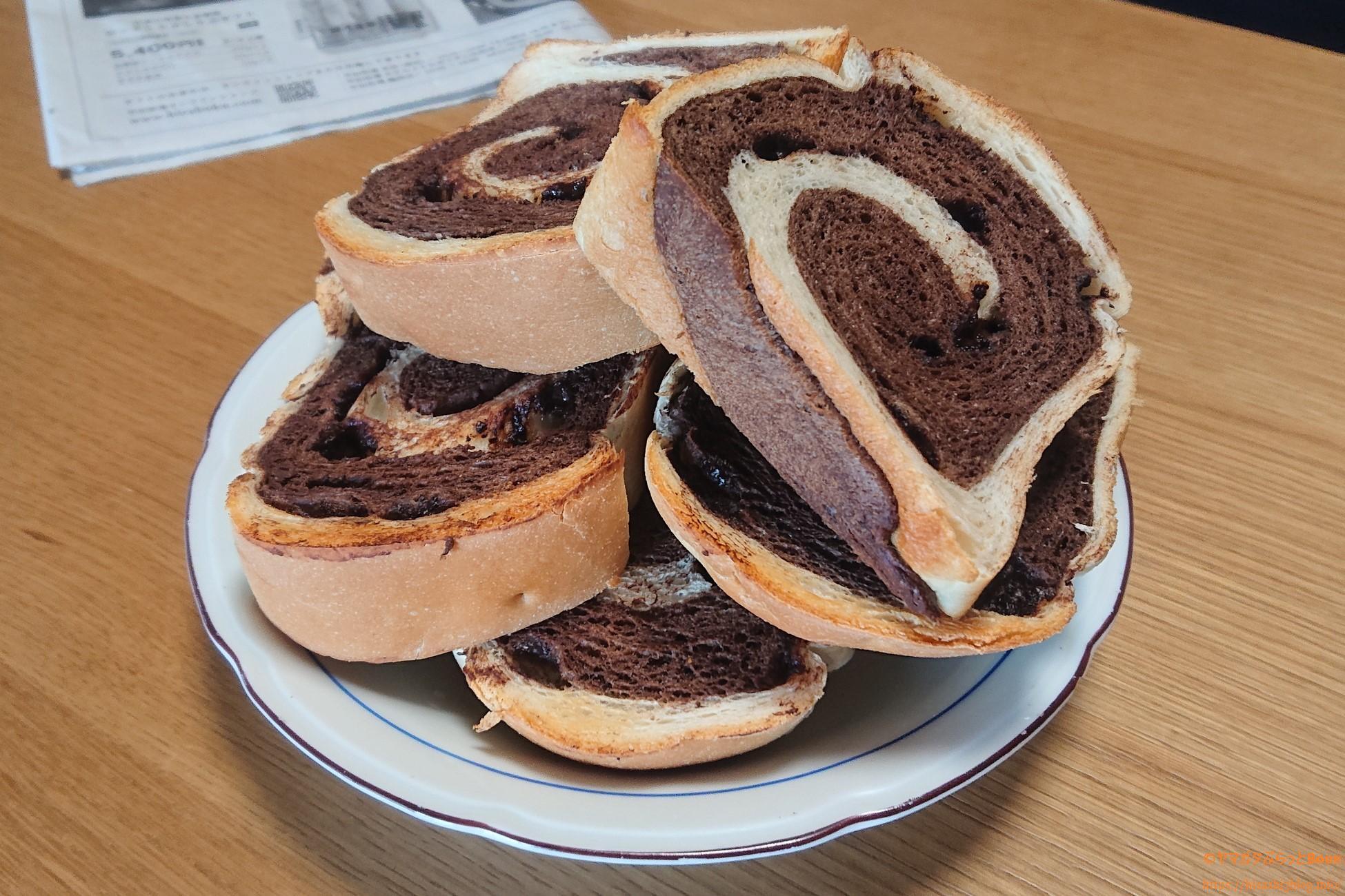 nao Pandaの食パン4