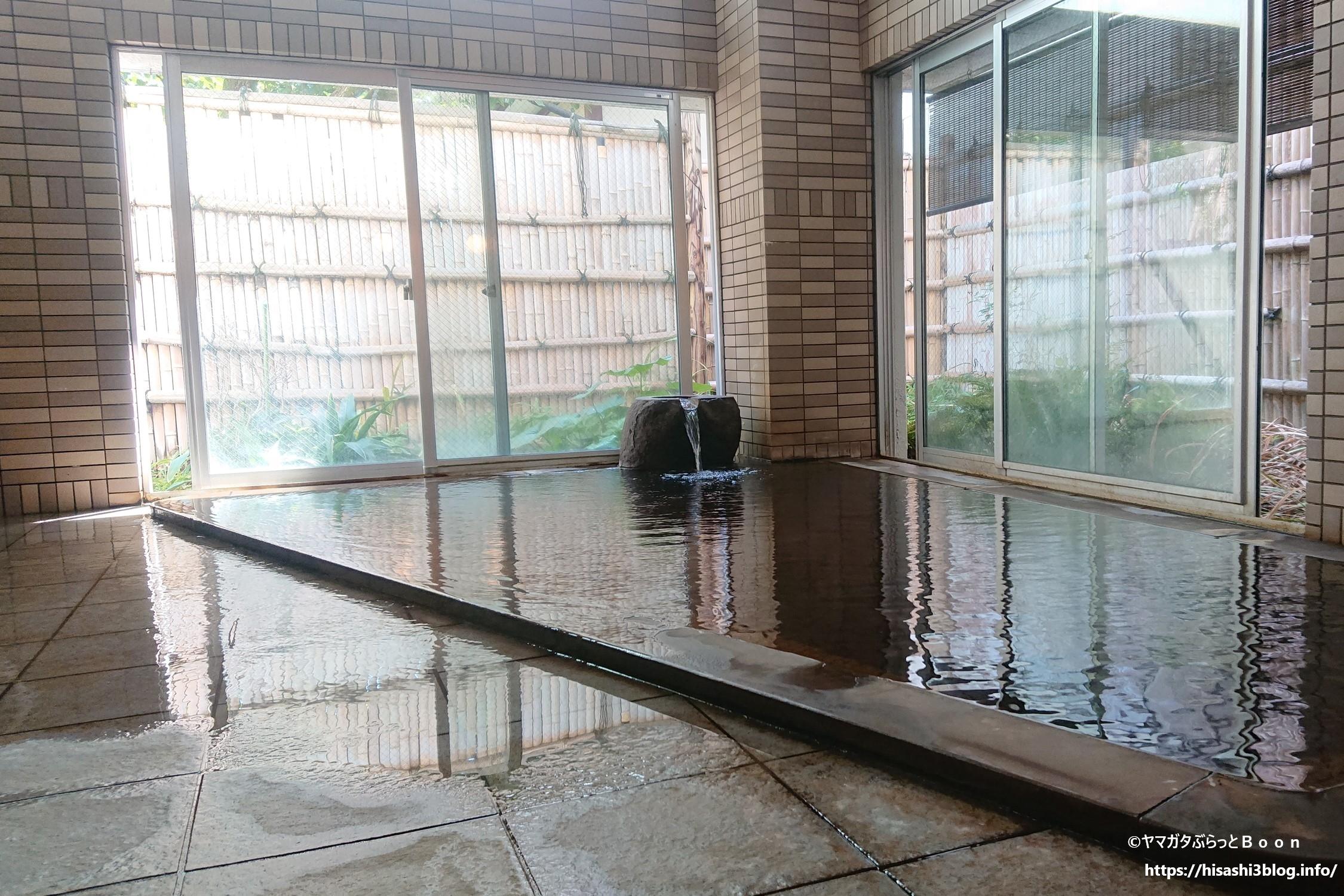 旅館 松浦屋の大浴場