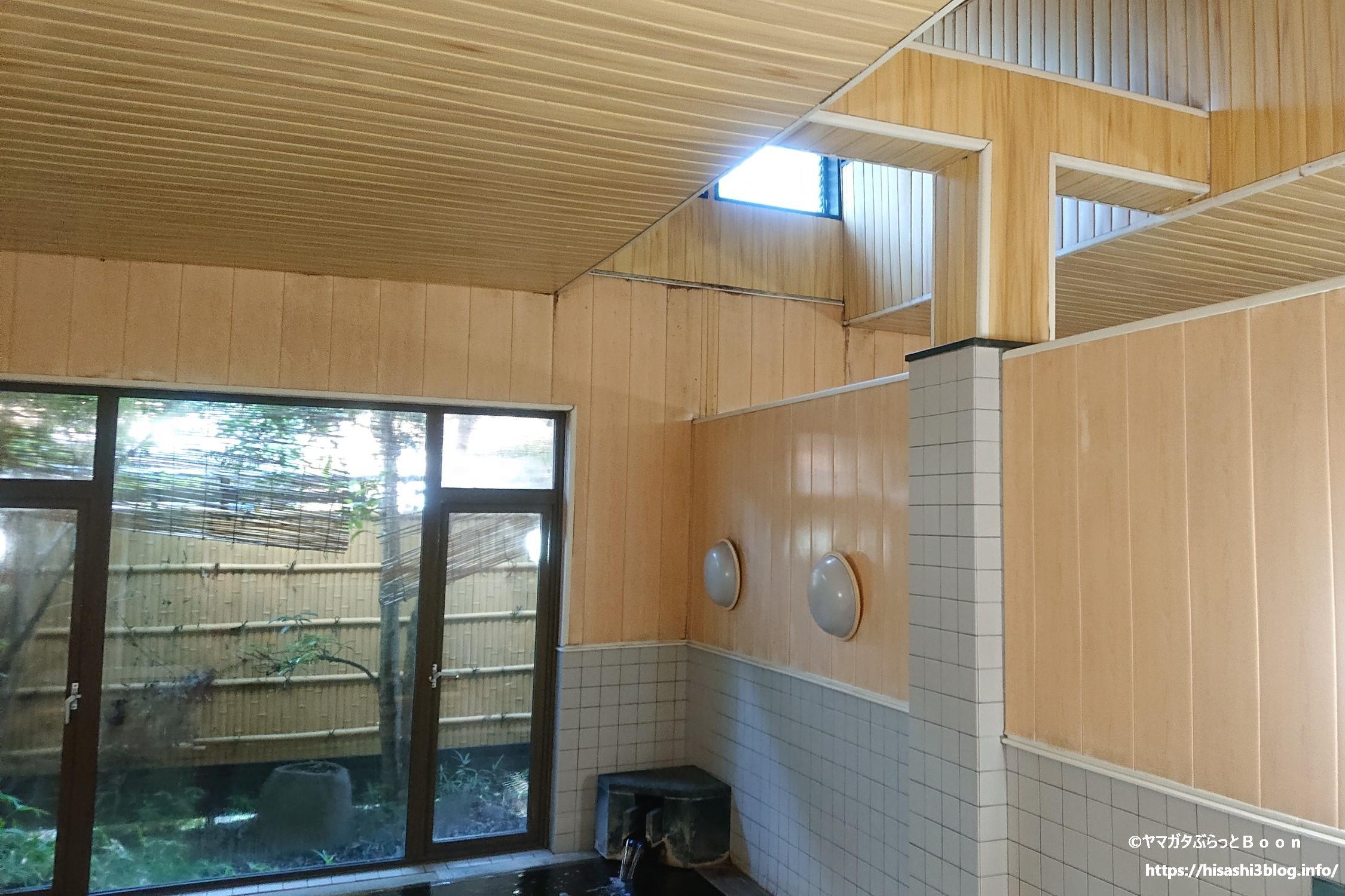 黒沢温泉 一陽館 浴室2