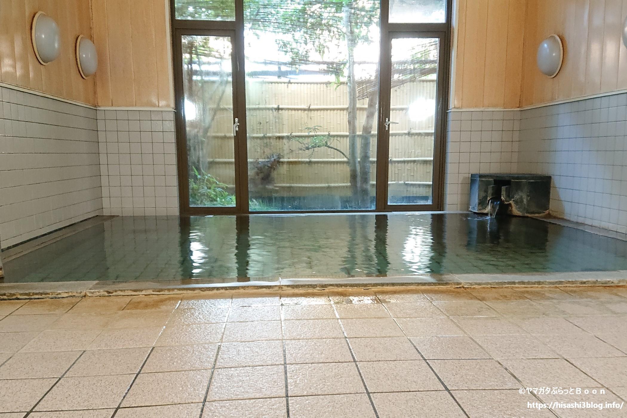 黒沢温泉 一陽館 浴室