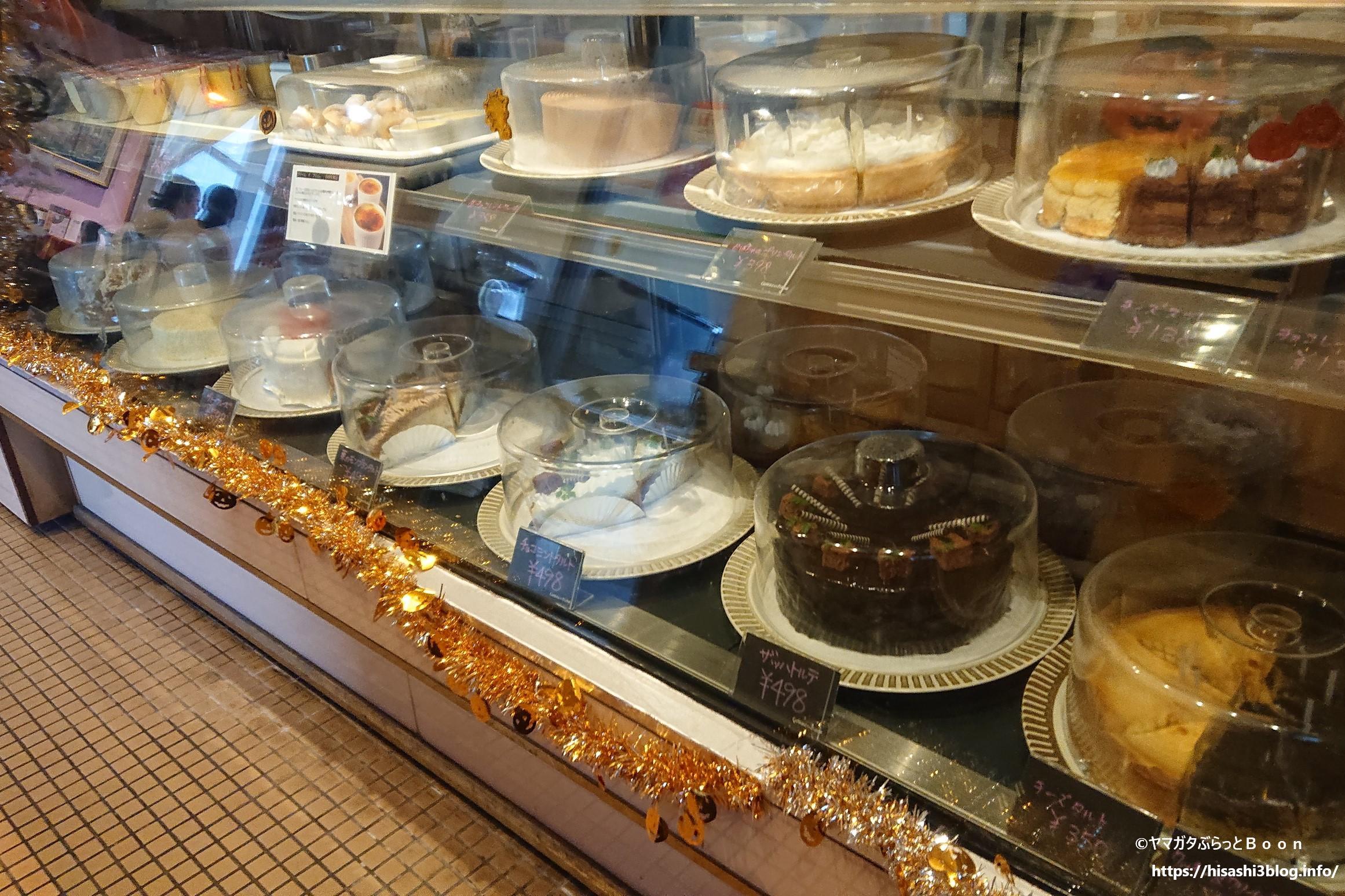 ガトーフレーズのケーキ