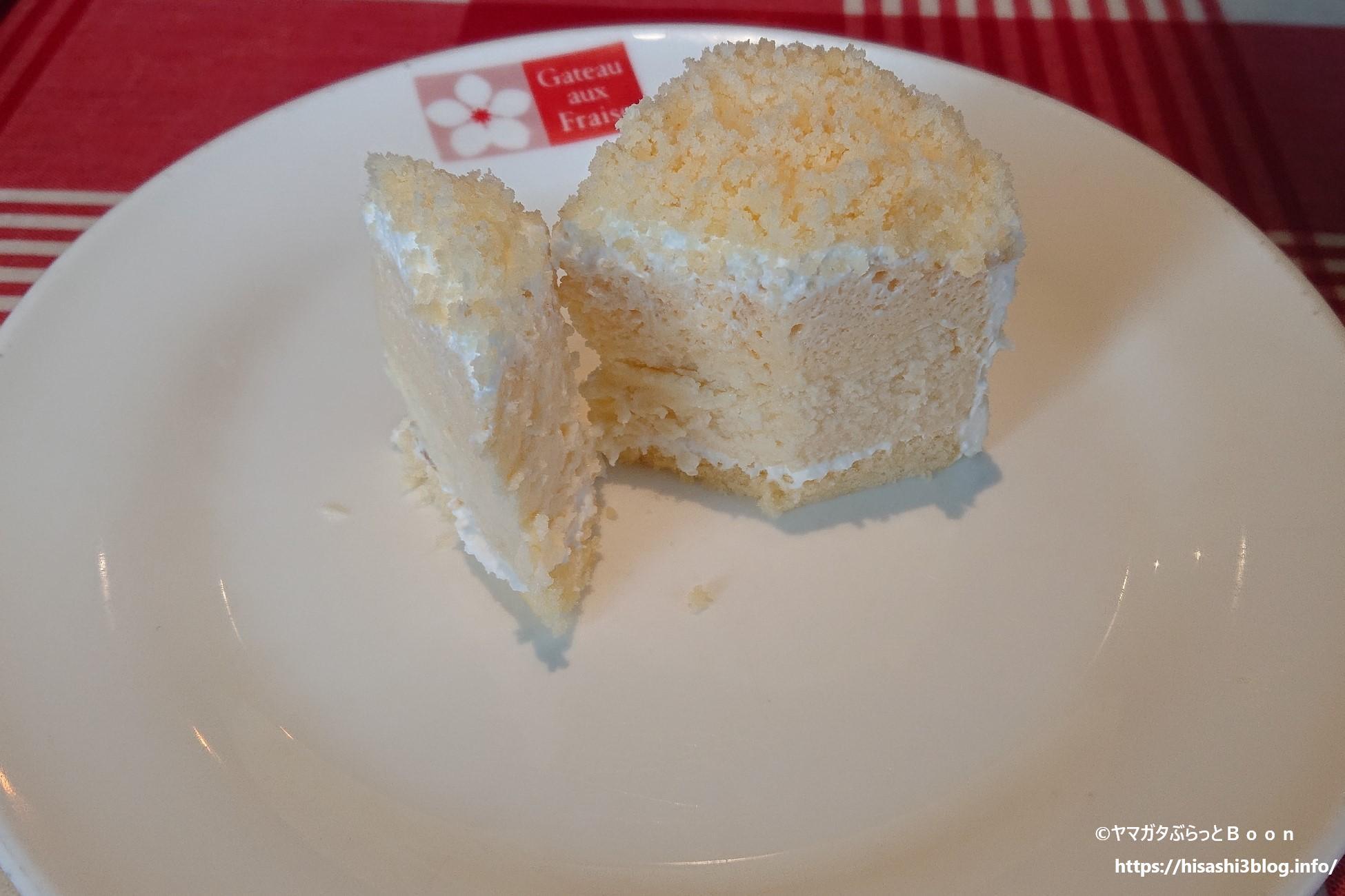 ガトーフレーズのチーズケーキ2