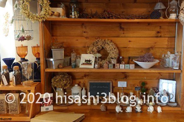 cafe mamenokiの内装2
