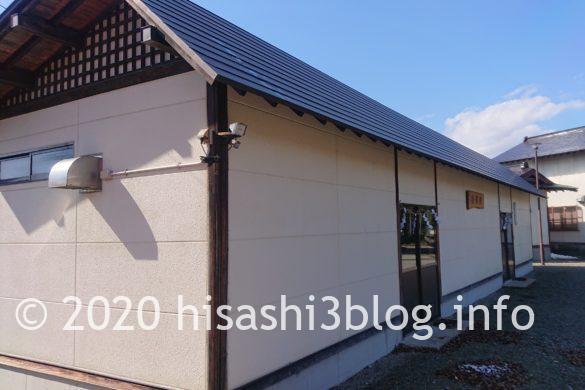 熊野・居合両神社の掲額殿