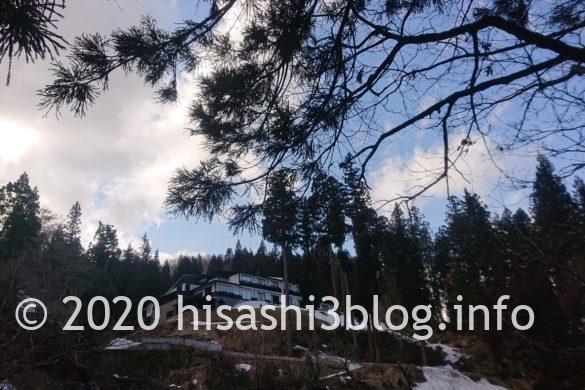 瀧見館の風景