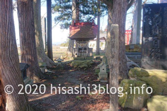 竹駒稲荷神社1