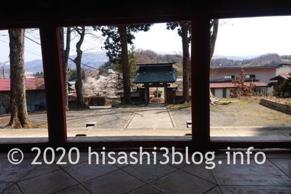 清源寺の仁王門2