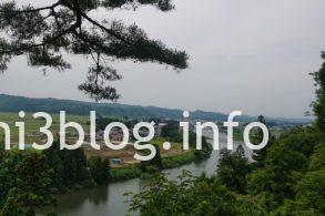 虹ヶ丘公園からの眺め