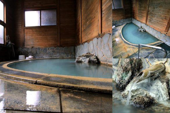 滑川温泉 福島屋の女性専用風呂