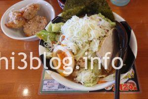 おんのじ 極冷え つけ麺 中盛 1