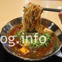 そば処 春馬の麻婆麺3