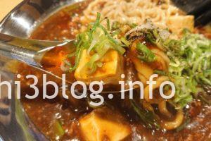 そば処 春馬の麻婆麺4