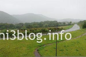 湯の台温泉 鳥海山荘 からの眺め1
