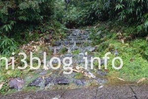 湯ノ台(滝の小屋)登山口2