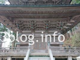 善寶寺 五重塔2