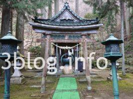 善寶寺 龍神堂 4