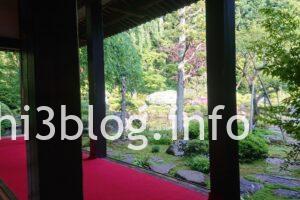 玉川寺の堂内4