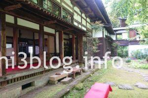 玉川寺の庭園2