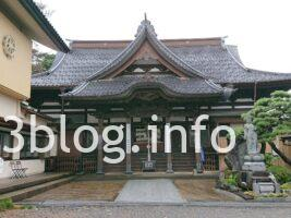 海向寺の本堂