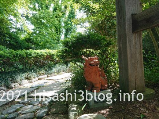 大松庵の門3